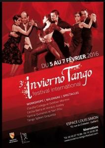 Tango invierno février