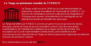 Tango patrimoine immatériel