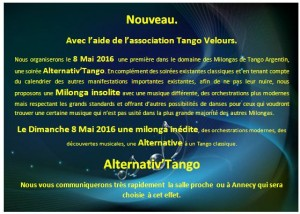 Pub Alternativ'Tango 1