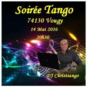Soirée Vougy 14 Mai 2016 tango