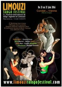 Limouzy tango festival